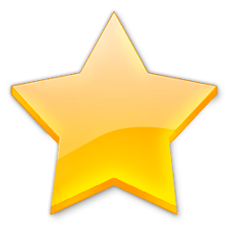 Moving star