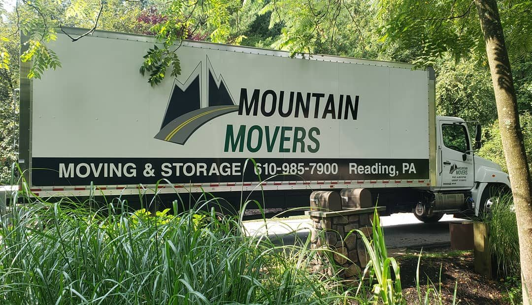 mountain movers truck